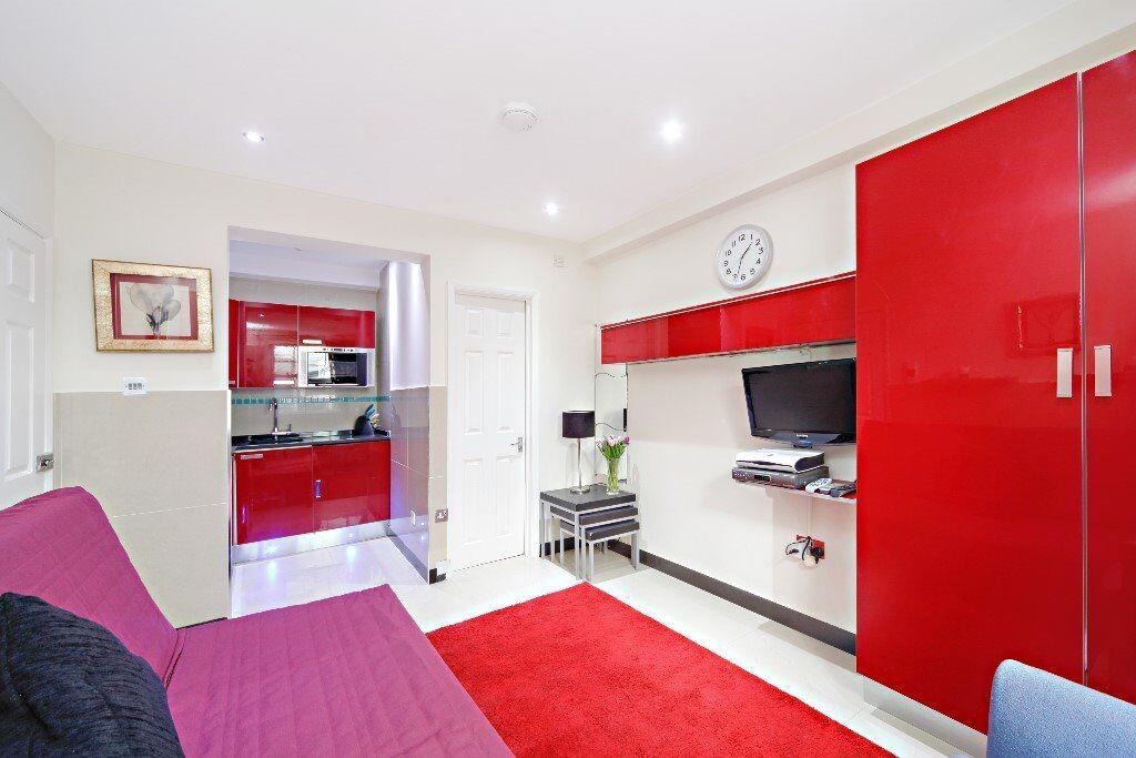 studio flat for long let