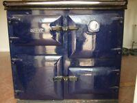 Rayburn 480K Oil Fired Cooker