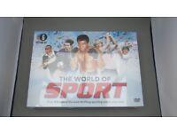 The World Of Sport : Box Set (6 Discs) - New