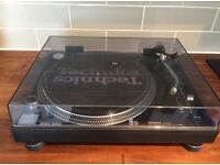 1 x Technics 1210 MK5 - Great Condition - Tonearm needs calibrating (does not include dust cover)