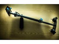 Carbon Fiber DSLR Camera Stabilizer Steadycam