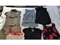 Bundle of ladies clothes. Size 6-10. Mostly NEXT and DOROTHY PERKINS. Mixed bundle. Good cpndition