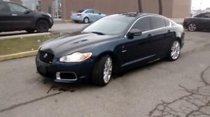 2010 Jaguar XFR/S
