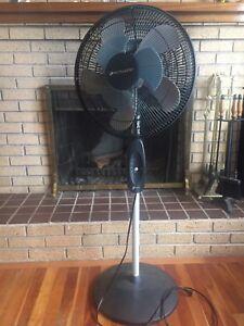Fan on a Stand