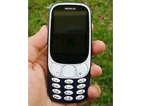 Nokia 3310 Blue 2017 Edition
