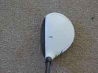 Taylormade Rocketballz 4 Rescue / Regular / Right Handed / Headcover included
