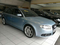 Audi A4 Avant 2.0TDI ( 170PS ) 2008 S Line Special Edition