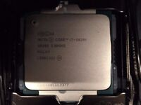 Intel 5820K 3.30GHz 6 Core Haswell-E Socket LGA2011-V3 Processor CPU