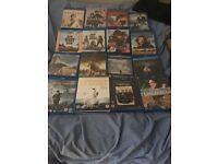 Dvd blu ray (700) collection