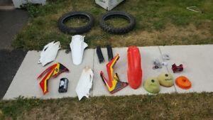 CRf 450 parts