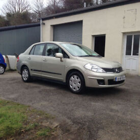 2009 09 NISSAN TILDA 1.6 AUTOMATIC LOW MILEAGE LOVELY CONDITION