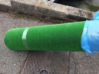 Artificial roll of lawn 2m x4m