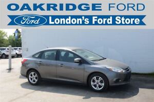 2013 Ford Focus SE 200a, Automatic, Winter Package, Heated Cloth