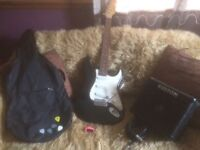 Aria stg series electric guitar £50ono