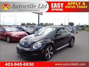 2012 Volkswagen Beetle Premiere+ NAVI