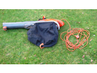 For sale Flymo Scirocco Garden Blower and Vac