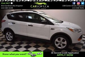 2014 Ford Escape S - ROOF RACKS**A/C**BACKUP CAMERA