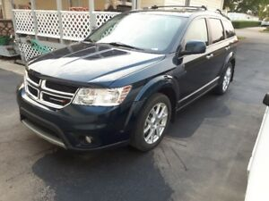 2013 Dodge Journey R T SUV, Crossover