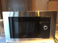 Built in Microwave New and Unused