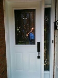Front Entry Door and SideLight 3