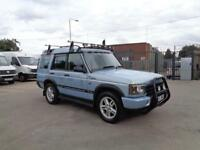 LAND ROVER DISCOVERY 2.5 TD5 | LANDMARK SPECIAL EDITION | 7 SEAT | AUTO | 2003