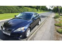 Lexus is220d blue full service history 127k mainly motorway miles