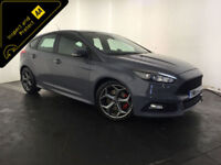 2015 FORD FOCUS ST-3 TDCI 182 BHP DIESEL 1 OWNER FORD SERVICE HISTORY FINANCE PX