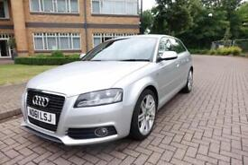 NOW SOLD 2012 Audi A3 2.0TDI 140 S Line Right hand drive Rhd PX to Clear