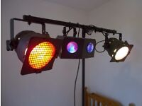 Stage lights, suitable for DJ, Band, Primary School