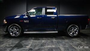 2016 RAM 1500 SLT 4x4 QUAD CAB 6.3 ft. BOX!