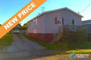 NEW PRICE! Excellent starter home! 2 bed/2 bath 880sf of space.