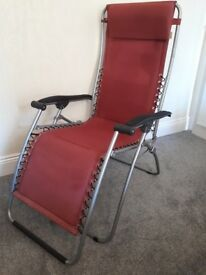 Lafuma fsx reclining chairs (2) . Used but in Excellent condition These sell for £220 on ebay.