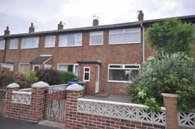 3 Bed house close to Cleveleys centre, beach, trams, schools