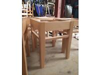 5 x low pub stool frames.