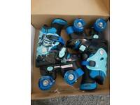 Brand new in box quad skates (roller blades)