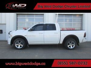 2012 Ram 1500 Sport Crew Navigation Sunroof Leather