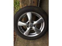 Honda Civic Alloy Wheel (06-12)