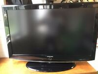 """Samsung 40"""" TV 720P 1080i model no LE40R87BD"""