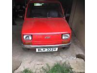 Fiat 126 RHD