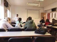 ENGLISH CLASSES FOR EU NATIONALS