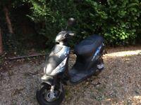 2014 Piaggio Zip 50cc AC 2Stroke