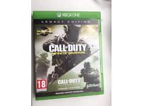 Call of duty infinite warfare Legacy Edition (excellent condition)