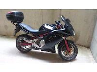 Kawasaki Er6f Er6 f 2006 Reduced