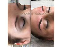 Semi permanent Eyebrows all summer £99 message me for more information