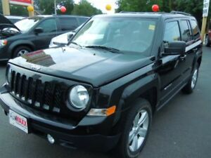 2014 JEEP PATRIOT LIMITED- SATELLITE RADIO, ALLOY WHEELS, FRONT