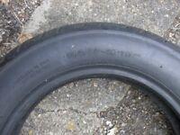 motorcycle tyre 160/80-16 virtually unused