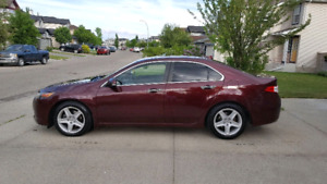 2009 Acura TSX 6 speed REDUCED