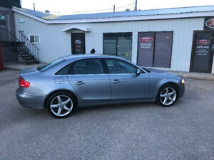 2011 Audi A4 Premium Loaded Sedan  FINANCING AVAILABLE