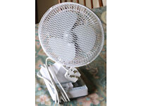 """Small 7"""" Electric Cool Fan"""