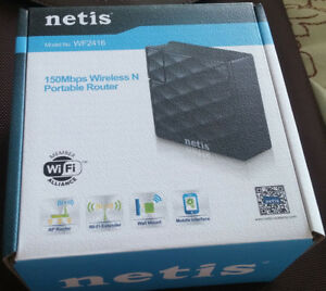 Netis portable N Wifi Router or Range Extender